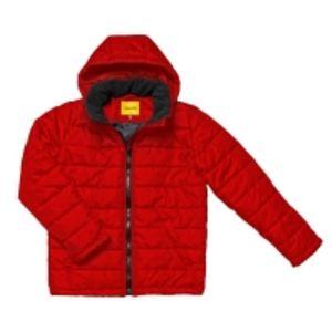 Мужская демисезонная куртка CityLine RD 150 Red