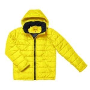Мужская демисезонная куртка CityLine RD 150 Yellow