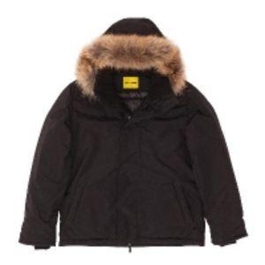 Мужская зимняя куртка City Winter Black