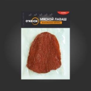 Мясной лаваш из оленины 100 гр