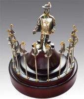 Набор для канапе «Мушкетер», серебро