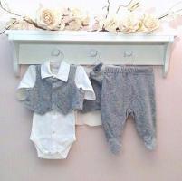 Набор для новорожденного из 4 предметов