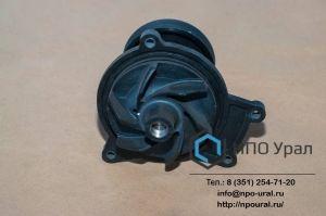 Насос водяного охлаждения для автомобиля КамАЗ Евро-2