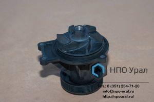 Насос водяного охлаждения для автомобиля КамАЗ Евро-3