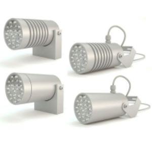 Настенный светодиодный светильник WR-SINGLE-12W