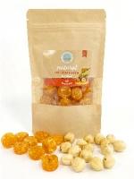 Натуральные леденцы с медом и орехом 150 и 200 гр Naturals