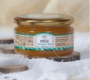 """Натуральный мёд """"Луговое разнотравие"""""""