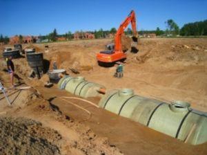 Нефтеуловители (нефтеловушки) и бензомаслоотделители для очистных сооружений очистки сточных вод