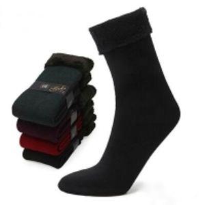 Носки теплые осень-зима