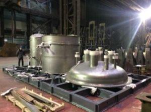 Оборудование для блоков атомных станций