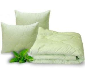 Одеяла и подушки серии эконом из бамбука, верблюжьей и овечьей шерсти, файбера.