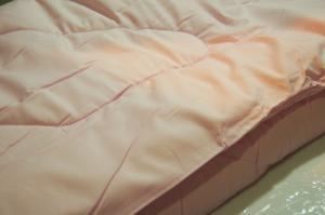 "Одеяло 172х205 см перкаль ""Розовое"""