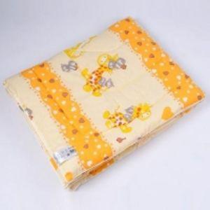 Одеяло шерстяное детское 110х140