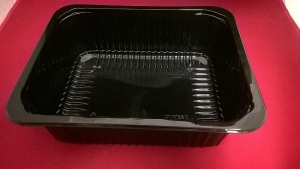 онтейнер полипропиленовый под запайку для пищевых продуктов 325*265*40, 50, 60, 80, 100 мм