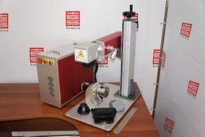Оптоволоконный лазерный маркер/гравер 20W