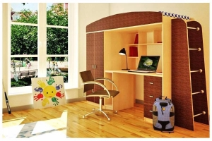 Орбита 10 детская комната
