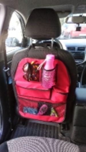 Органайзеры автомобильные детские на спинку сиденья