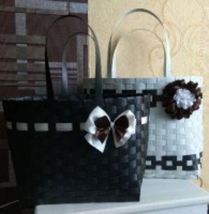 Оригинальные плетеные сумки. Эксклюзив!