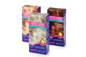 Оттеночный шампунь для волос IRIDA M classic