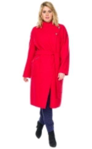 Пальто шерстяное весеннее