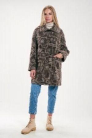 Пальто шерстяное женское DOROTEYA