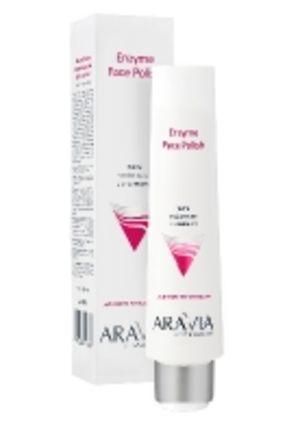 Паста-эксфолиант для лица с энзимами, 100мл, ARAVIA Professional