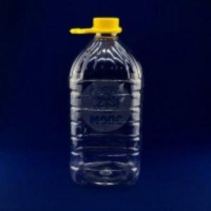 пэт бутылка пластиковая 5л 1/32 Код товара 20110-00017