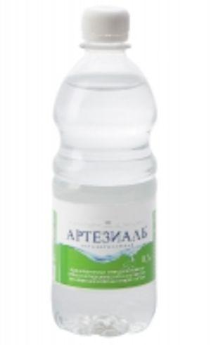 Питьевая вода Артезиаль 0,5 литра
