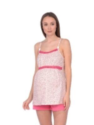 Пижама с шортами Mamma Dolce Nuova Vita 101