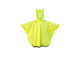 Плащ-дождевик детский, рост 98-110 с сумкой