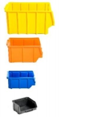 Пластиковые ящики и контейнеры под крепеж и запчасти