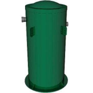 Пластиковый септик для канализации Alta Ground Master 1