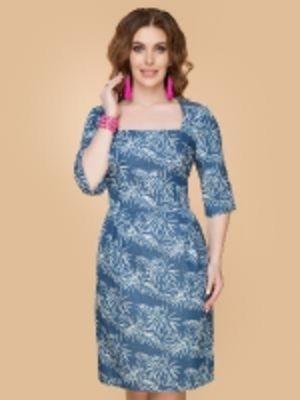 Платье Анаис (блю)
