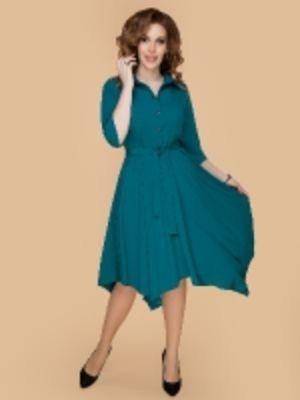 Платье Чарли (бирюза)