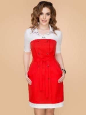 Платье Милая Одри (ред)