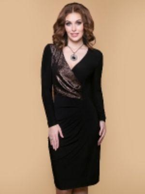 Платье Тоффи (бронза)