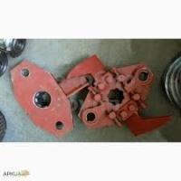 Плиты крепления роликов гранулятора ОГМ 1.5