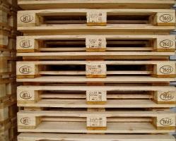 Поддоны деревянные EPAL