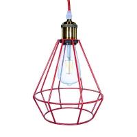 Подвесной светодиодный светильник Loft Diamond