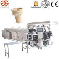 Пол-автоматическая линия Вафля конуса мороженного