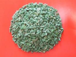 Полиэтилен,  цвет зелёный .