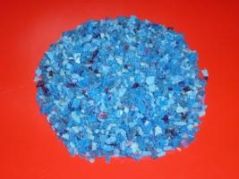 Полипропилен, цвет синий.