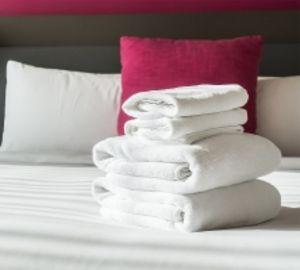 Полотенце Белое Турция 450гр, 500гр