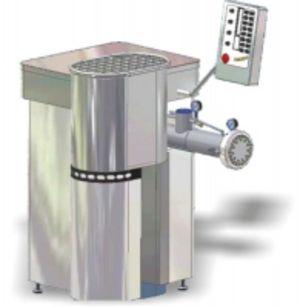 Пресс серии ПМИ-4В для производства высококачественных макаронных изделий.