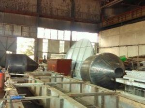 Производство и монтаж ёмкостей, резервуаров, цистерн в Крыму