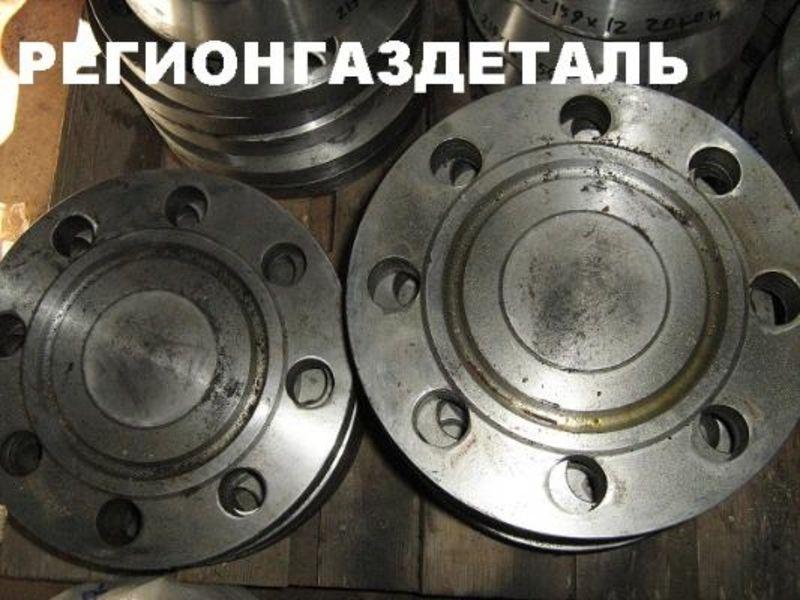 Производство и поставка стальных заглушек (донышек, днищ), стальных фланцев