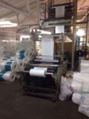 Производство полиэтиленовой пленки и полиэтиленовых пакетов (ПВД, ПСД, ПНД)