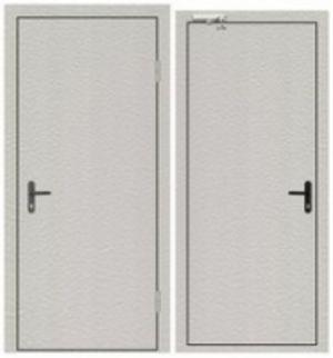 Противопожарные двери Люмина 52П-Н