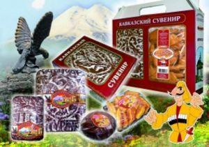 Пряник «Кавказский сувенир»