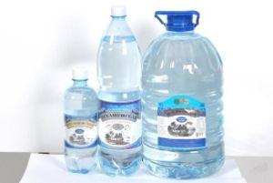 """""""Пухляковская"""" вода минеральная столовая газ."""
